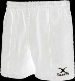 Gilbert SHORTS KIWI PRO WHITE 7-8