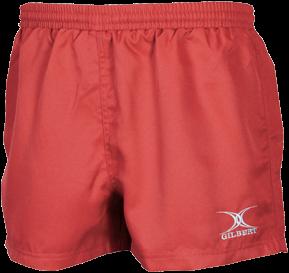 Gilbert SHORTS SARACEN II RED XL