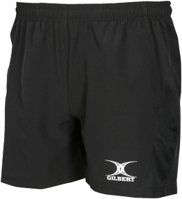 Gilbert SHORTS LEISURE BLACK 3XL