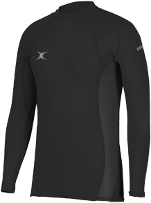 Gilbert Baselayer Thermoshirt Atomic Zwart  2Xl