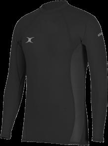 Gilbert Thermoshirt Baselayer Atomic Black Xs