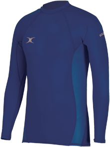 Gilbert Thermoshirt Baselayer Atomic Dk Nav S