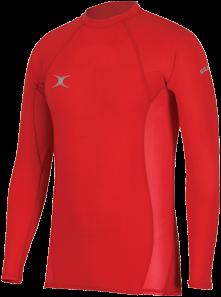 Gilbert Thermoshirt Baselayer Atomic Red 2Xl