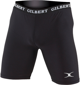 Gilbert slidingbroekje short tight Lycra Ii zwart