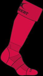 Gilbert rugbysokken Kryten Ii Red Sen 7-13