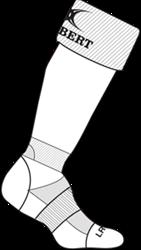 Gilbert rugbysokken Kryten Ii White Jun 3-6
