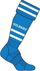 Gilbert SOCK TRAINING II ROY MINI 12-2