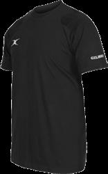 Gilbert shirt Action Black 2Xs