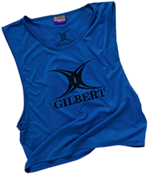 Gilbert Bib Polyester Royal Boys