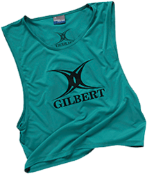 Gilbert Bib Polyester Green Youths