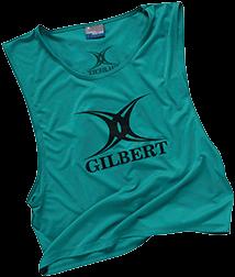 Gilbert BIB POLYESTER GREEN ADULT
