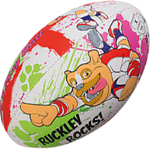 Gilbert rugbybal SUPPORTER RUCKLEY - Mini 15cm