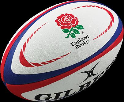 Gilbert rugbybal Replica England Sz 5