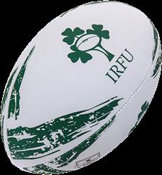 Gilbert rugbybal Supporter Ireland maat 5