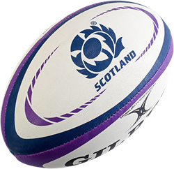 Gilbert rugbybal Replica Sru maat 4