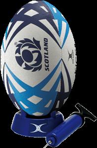 Gilbert Rugby Starter Pack Sru