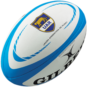 Gilbert rugbybal Replica Argentina maat 5