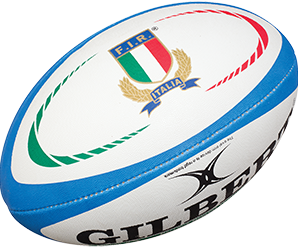 Gilbert Ball Replica Italia Sz 5