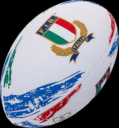 Gilbert Ball Supporter Italia Sz 5