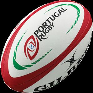 Gilbert rugbybal REPLICA PORTUGAL - maat 5
