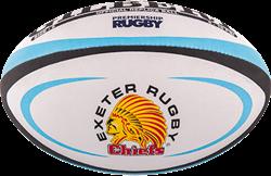 Gilbert rugbybal Replica Exeter maat 4