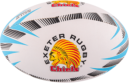 Bal supporter exeter maat 4