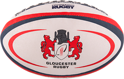 Gilbert rugbybal Replica Gloucester Mini