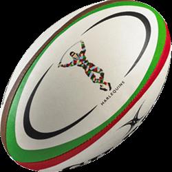 Gilbert rugbybal Replica Harlequins maat 4