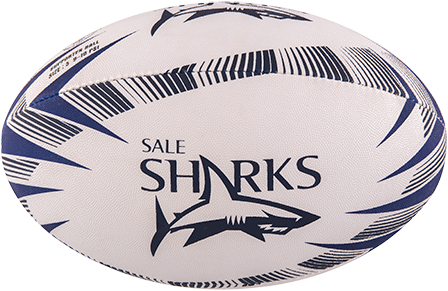 Rugbybal Supporter Sale Sharks maat 5
