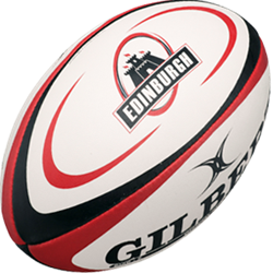 Gilbert rugbybal Replica Edinburgh Midi