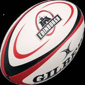Gilbert rugbybal Replica Edinburgh Midi