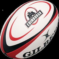 Gilbert rugbybal Replica Edinburgh Mini