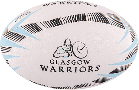 Gilbert rugbybal Supporter Glasgow