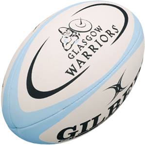 Gilbert Ball Replica Glasgow Rfc Sz 5