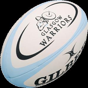 Gilbert rugbybal Replica Glasgow Rfc Midi