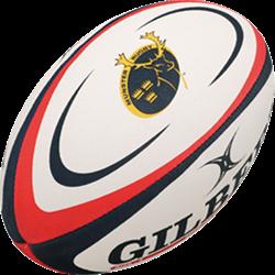 Gilbert rugbybal Replica Munster maat 4
