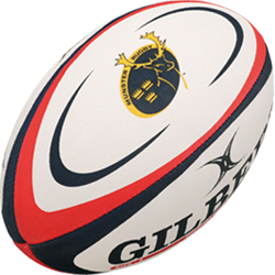 Gilbert rugbybal Replica Munster Midi