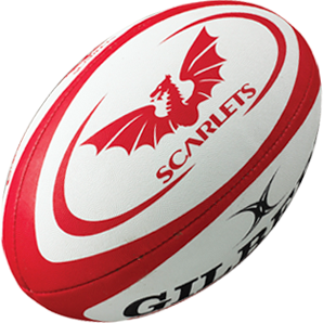 Gilbert BALL REPLICA SCARLETS SZ 5