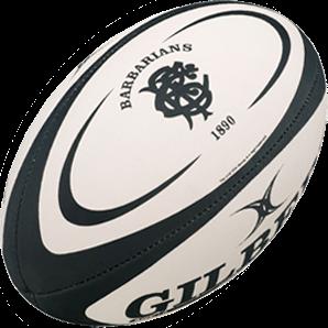 Gilbert rugbybal Barbarians maat 5