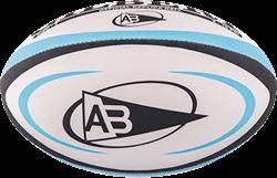 Gilbert rugbybal Replica Bayonne maat 5