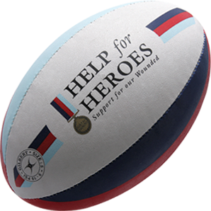 Gilbert Ball Supp Help For Heroes Sz 5