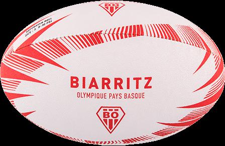 Bal supporter biarritz maat 5