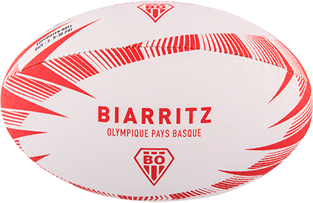Gilbert Ball Supporter Biarritz Sz 5