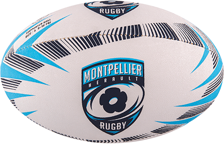 Gilbert BAL SUPPORTER MONTPELLIER MAAT 5