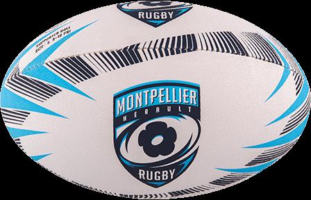 Gilbert Ball Supp Montpellier Sz 5