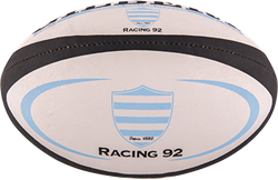Gilbert rugbybal Rep Metro Racing 92 Mini