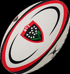 Gilbert rugbybal Rep Toulon Orang - maat 5