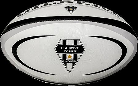 Gilbert rugbybal Rep Ca Brive Correze maat 5