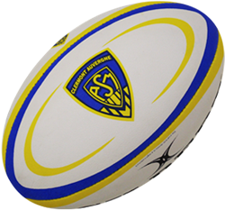 Gilbert rugbybal Rep Clermont-Ferrand Mini