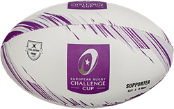 Gilbert rugbybal Supp Challenge Cup maat 5